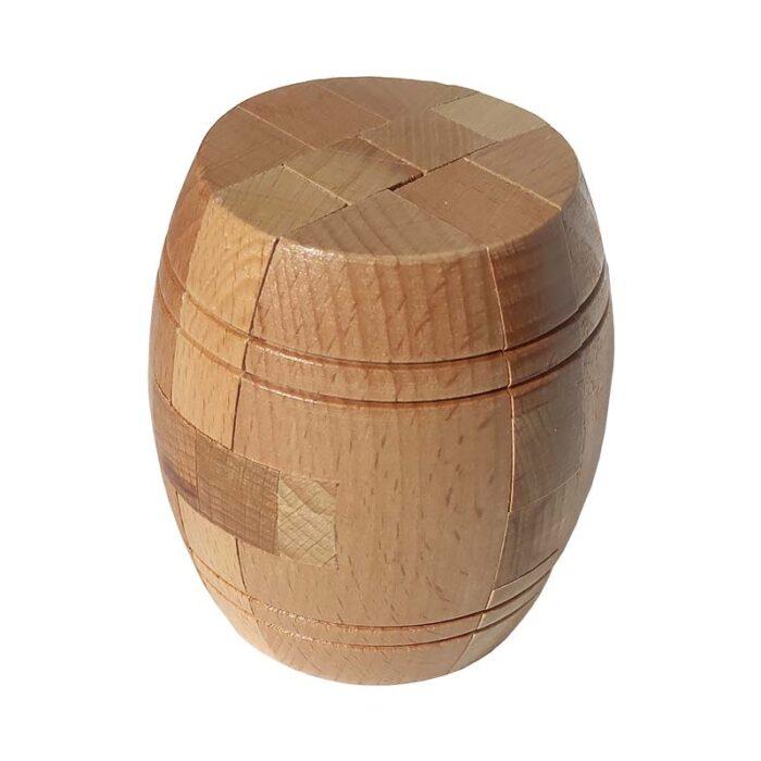 Дървена фигура бъчва 1