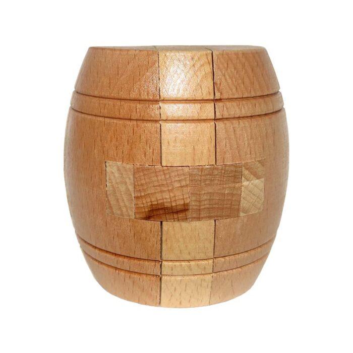 Дървена фигура бъчва