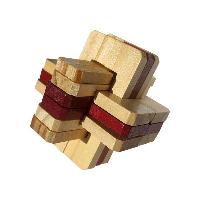 дървена фигура cross 1