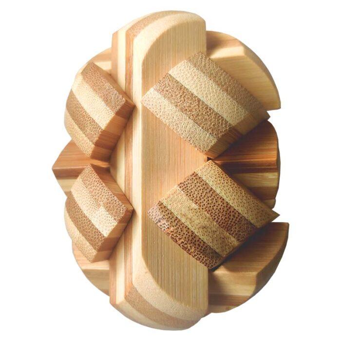 Дървена фигура драконово яйце