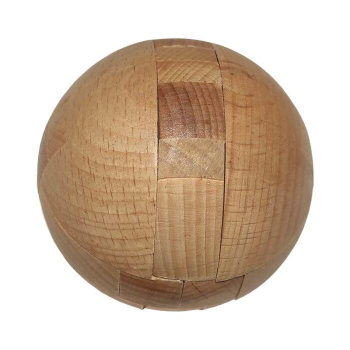 Дървена фигура Топка