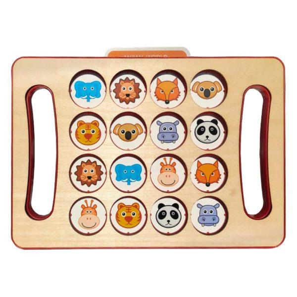 Игра за памет Memory Chess (Детска игра) игра