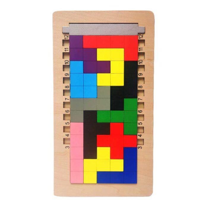Логическа игра Katamino тетрис