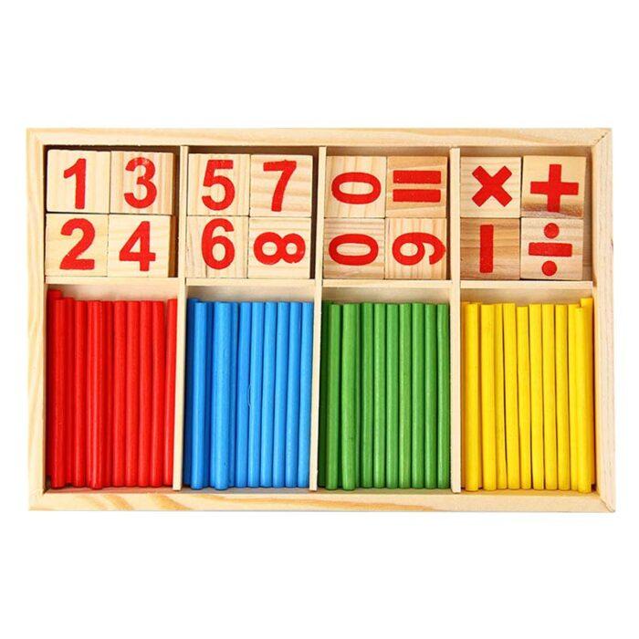 Образователна игра intelligence sticks (Игра за смятане) пълен комплект