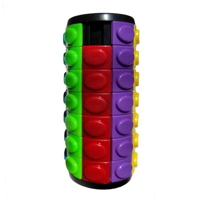 Цилиндър на Рубик - 7 редов