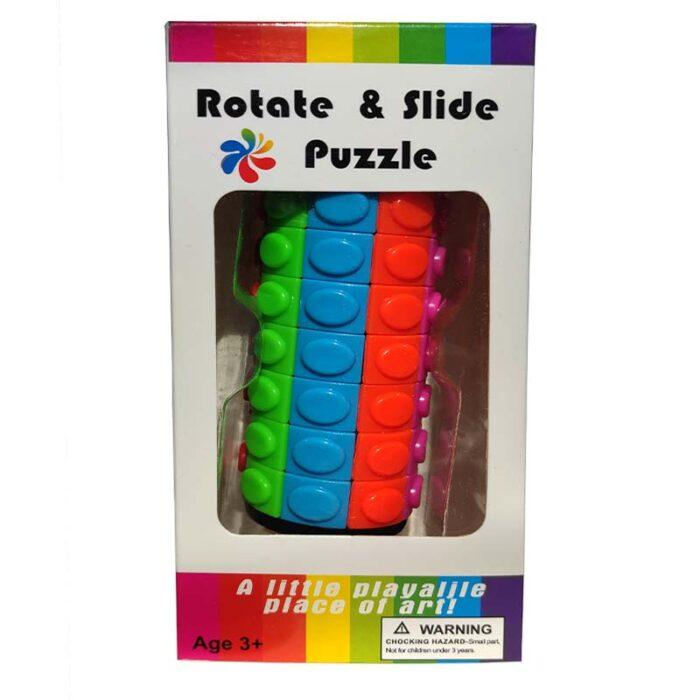 Цилиндър на Рубик - 7 редов кутия