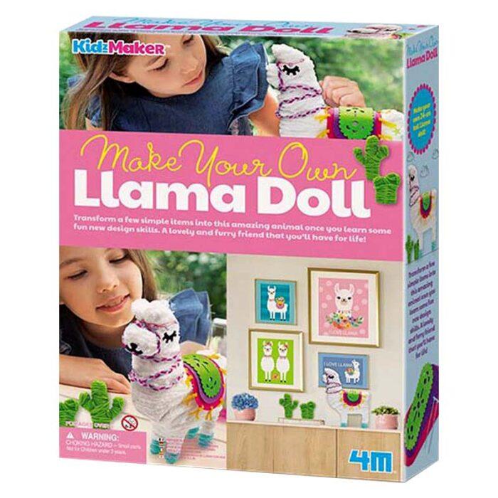 Направи си сам - Лама кукла