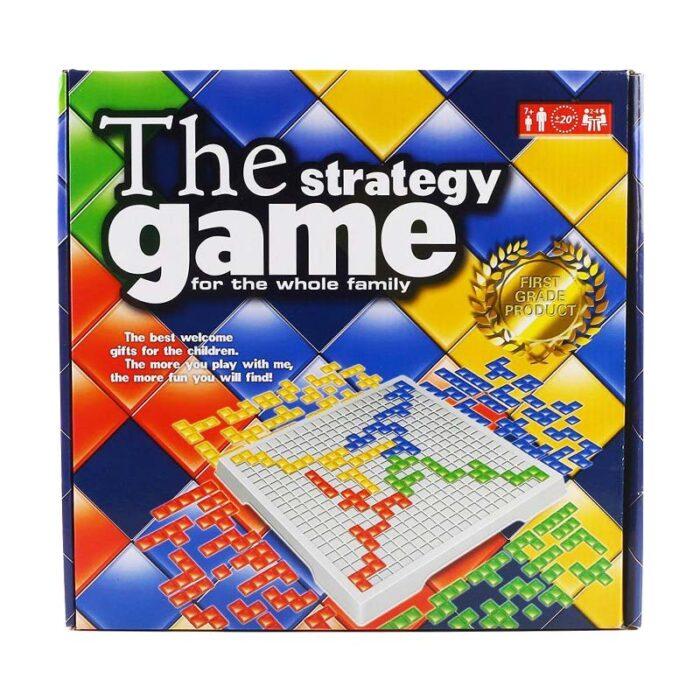 Настолна игра The strategy game кутия 2