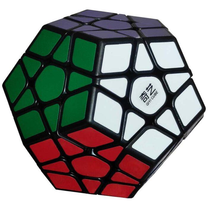 Рубик куб - Megaminx QiYi Speed (Додекаедър) подреден