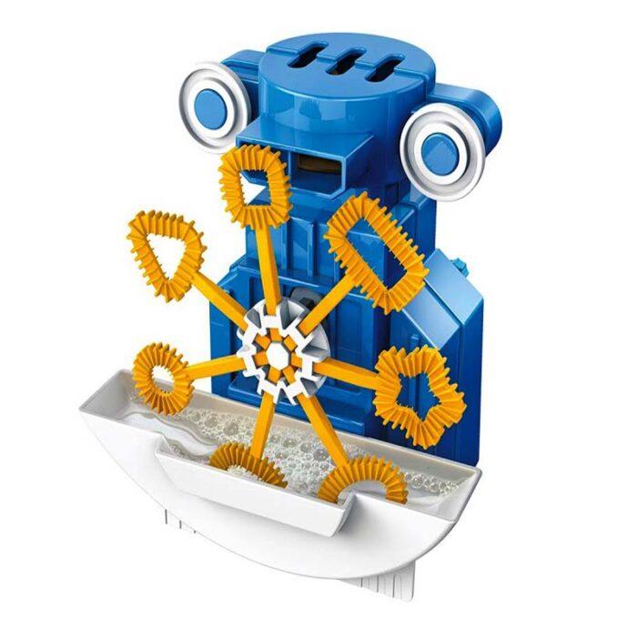 Детска лаборатория - Робот за сапунени мехури робот