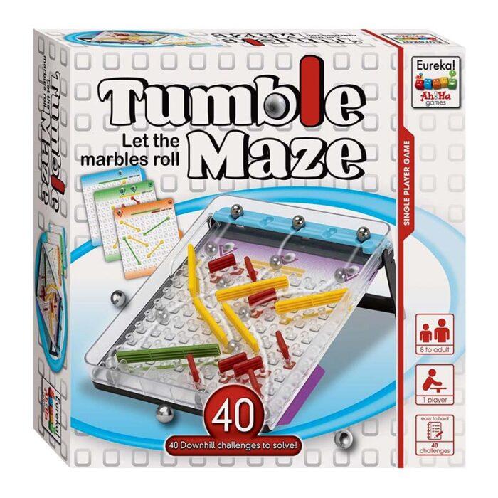 Логическа игра лабиринт - Tumble Maze