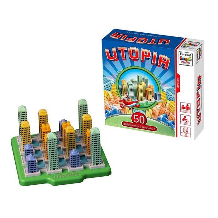 Логическа игра - Утопия