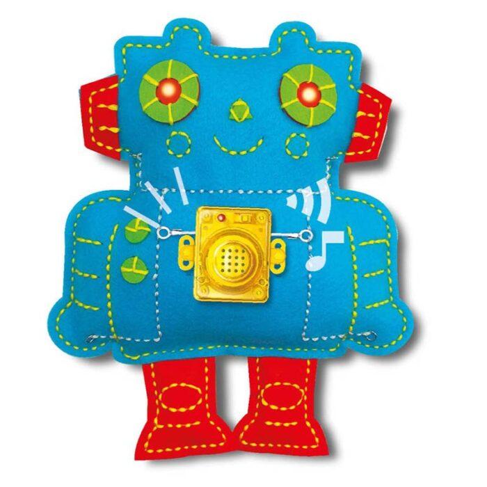 Направи си сам - Робот - Електрическа Верига ушит робот