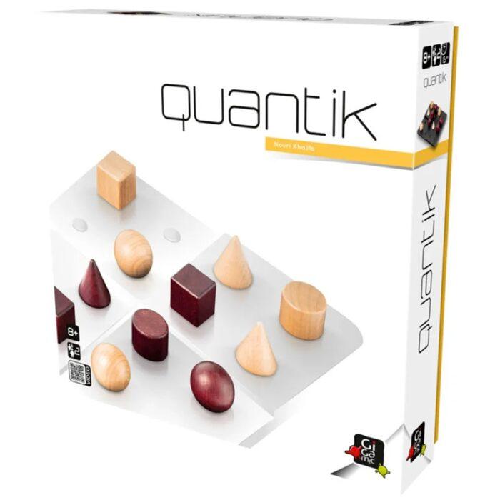 Настолна игра - Quantik