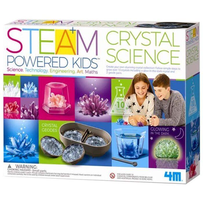 Образователен комплект - Наука за кристалите