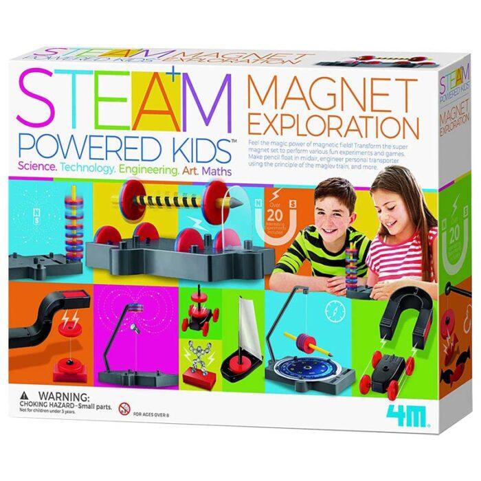 Образователен комплект - Наука за магнитите