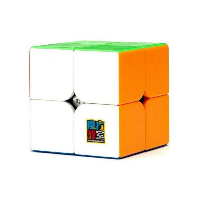 Рубик куб 2x2x2 Moyu Meilong оранжева страна