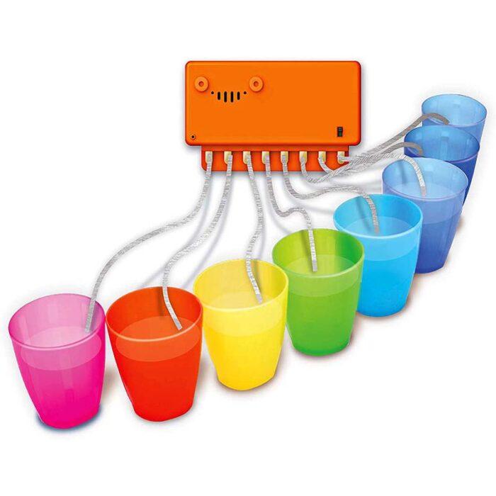 Творчески комплект - Музикална електрическа верига чашки