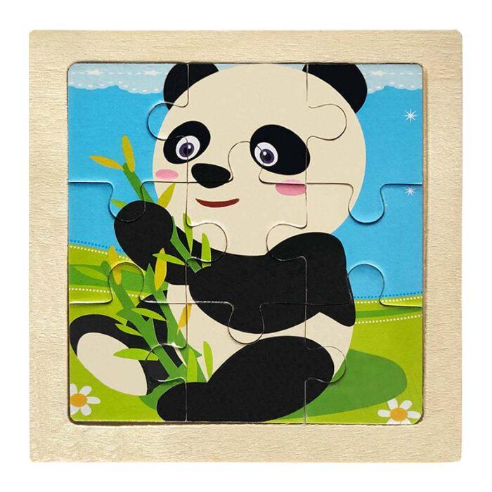 Детски пъзел - Панда