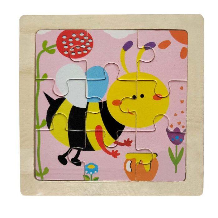 Детски пъзел - Пчеличка