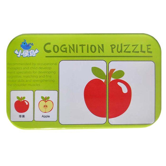 Образователни карти - Плодове и зеленчуци