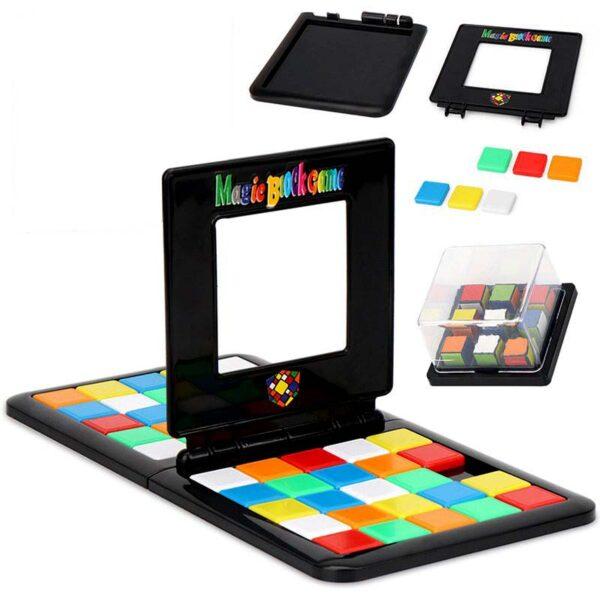Състезателна игра Magic Block Game