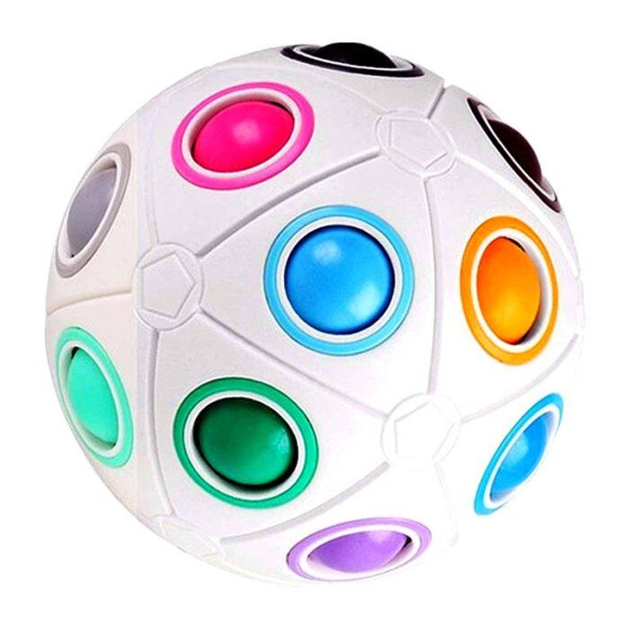 3Д Голяма Фиджет Топка - 20 цвята (Fidget ball)